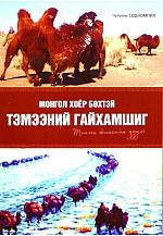 Монгол  хоёр бөхтэй тэмээний гайхамшиг