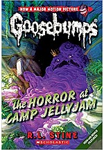 Goosebumps : Horror at Camp Jellyjam
