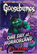 Goosebumps : One Day at Horrorland