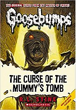 Goosebumps : Curse of the Mummy's Tomb