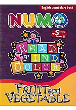 Read find color : Fruit and Vegetable