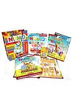 Read find color Гэр бүлийн ном багц